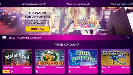 no bonus casino free spins