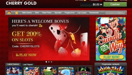 cherry casino bonus