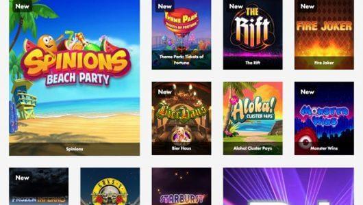 dunder casino free spins no deposit