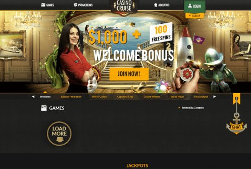 casino cruise free spins casino bonus
