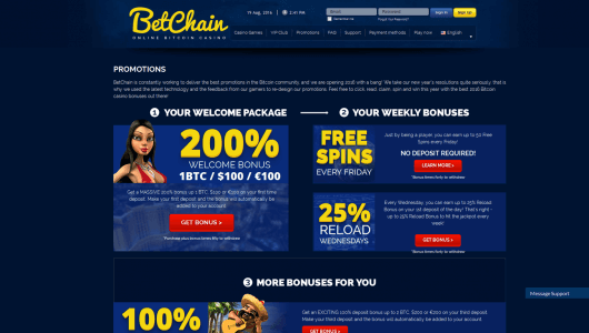 betchain casino review Australia