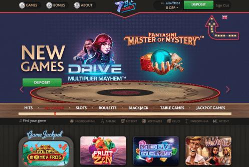 7bit casino free spins no deposit
