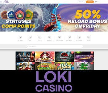 loki casino review