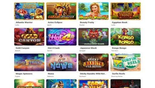 AU slots casino review
