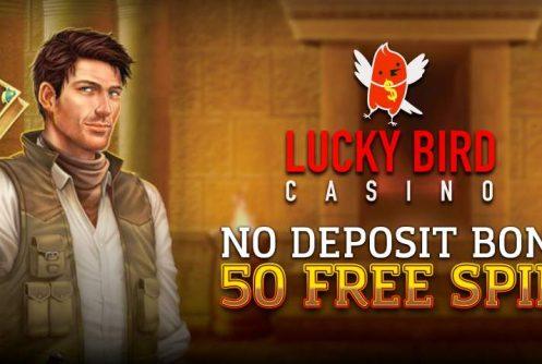 lucky bird casino bonus