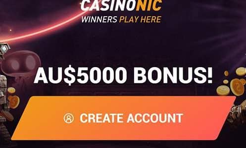 casinonic review