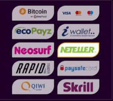 casinonic payment methods