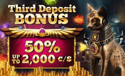 Cleopatra casino games