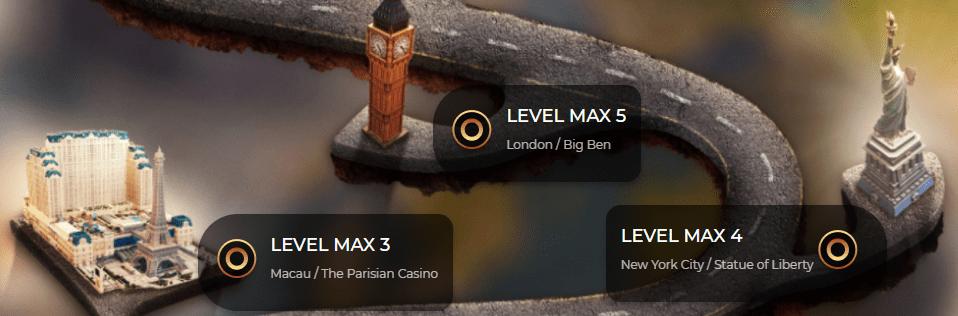 Maxcazino games