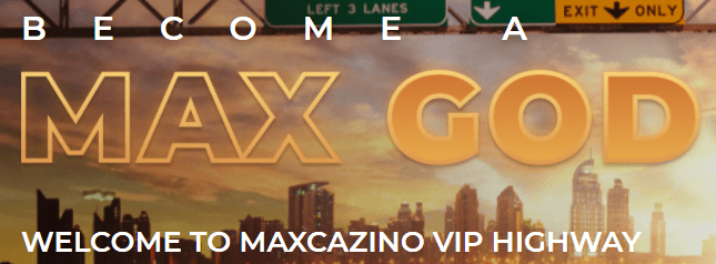 Maxcazino bonus code