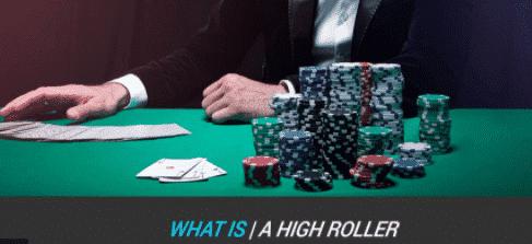 high roller gambling